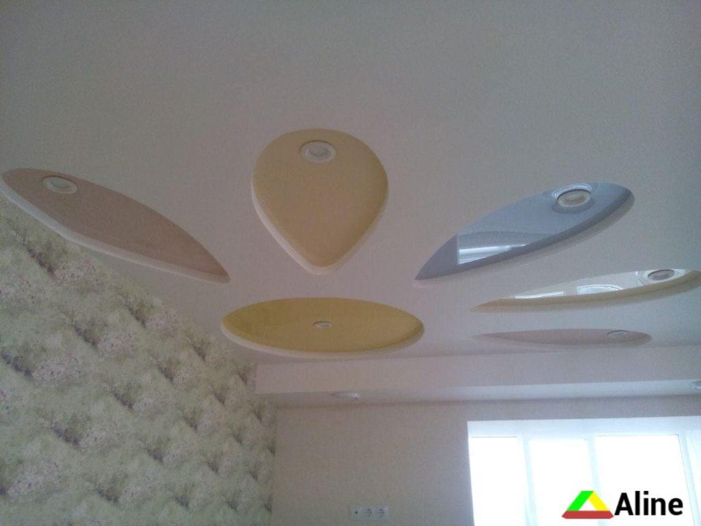 натяжной потолок для подростков